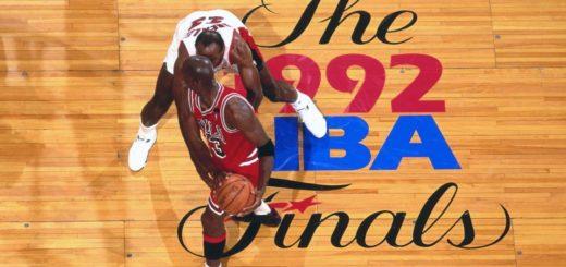 Finały NBA 1992