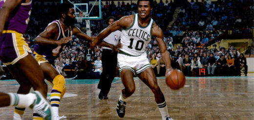 Boston Celtics JoJo White 70s