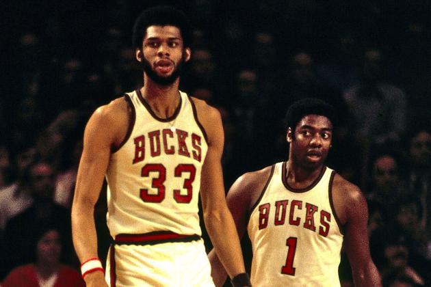 Milwaukee Bucks 1970 Kareem Robertson