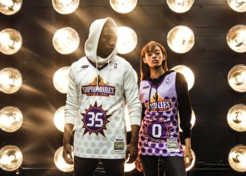 Mitchell & Ness All Star Weekend Authentic Durant& Wesbrook