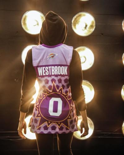 Mitchell & Ness All Star Weekend Authentic Wesbrook