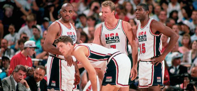 1992 Dream Team USA