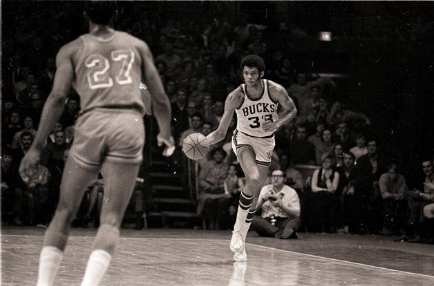 Lew Alcindor Milwaukee Bucks