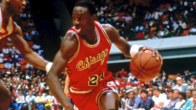 MJ rookie season