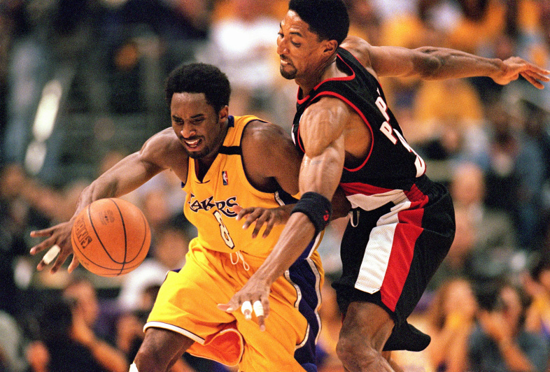 Kobe Bryant vs Portland Trail Blazers
