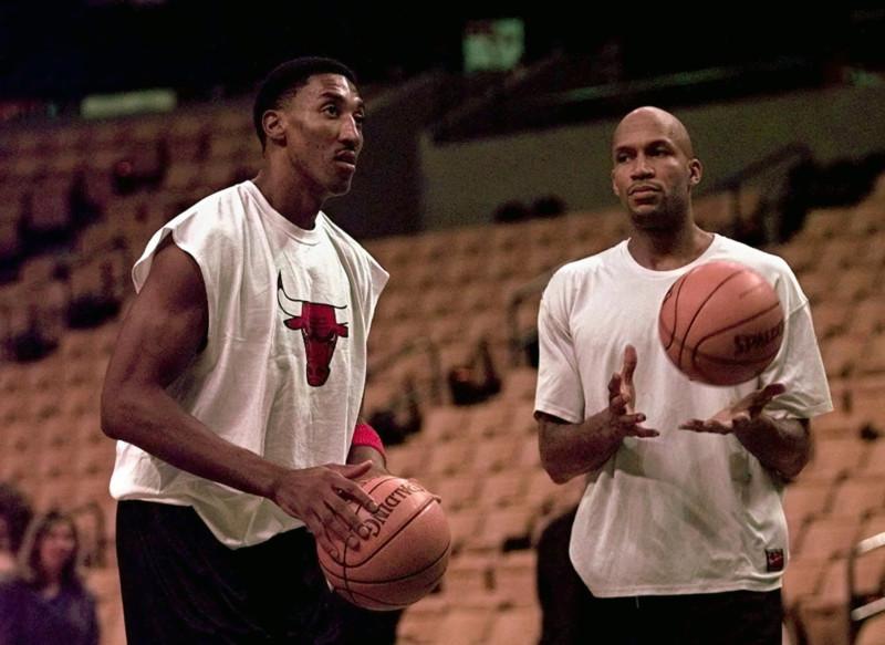Chicago Bulls Ron Harper