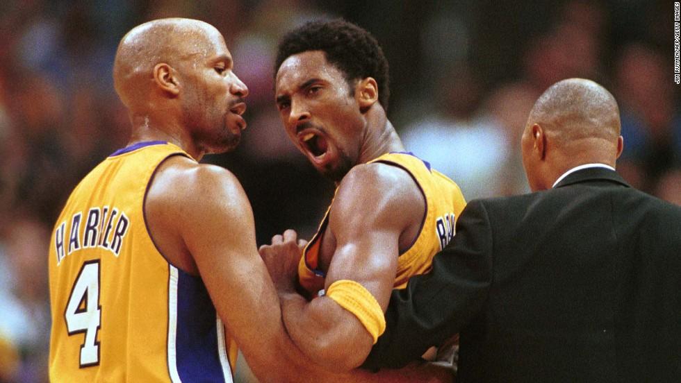 Ron Harper Los Angeles Lakers