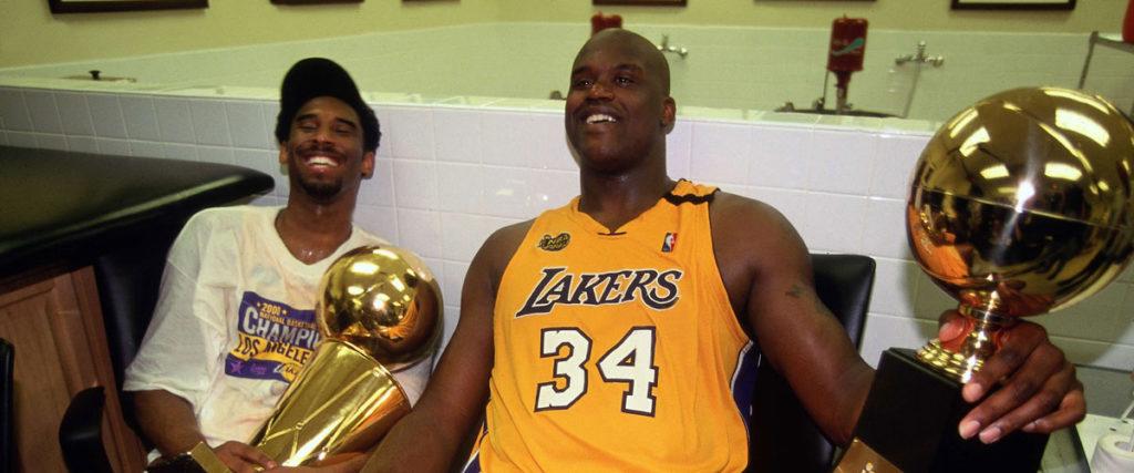 Kobe Bryant & Shaquille O'Neal