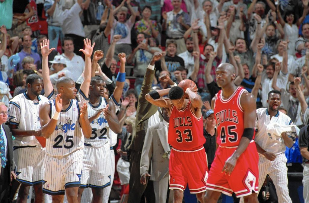 Chicago Bulls 1995