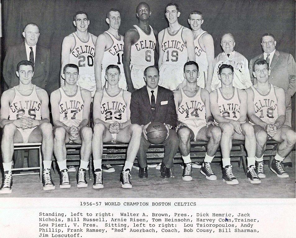 Boston Celtics 1956