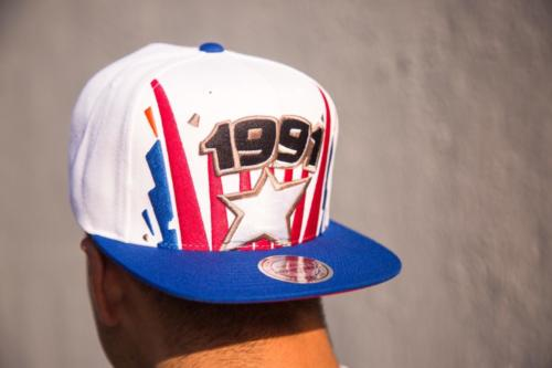 Mitchell & Ness - All Star Weekend 1991 cap 2